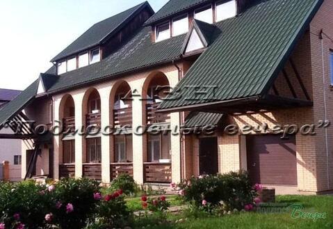 Каширское ш. 18 км от МКАД, Семивраги, Коттедж 400 кв. м - Фото 1