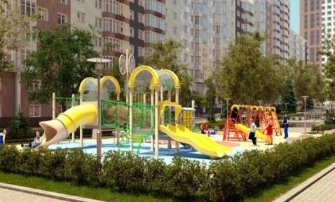 """Три-смарт квартира в ЖК """"Эрмитаж в зеленой роще"""" - Фото 4"""