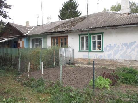 1 ка в Ломинцево, дом барачного типа, центральная улица - Фото 1