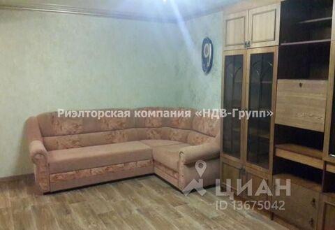 Аренда квартиры, Хабаровск, Ул. Запарина - Фото 1