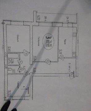Продажа - трехкомнатная квартира - Фото 5