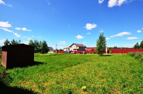 Продам участок в 10 минутах ходьбы от Мытищи - Фото 4