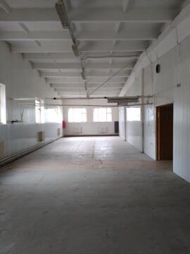 Производственное помещение 600 кв.м - Фото 4