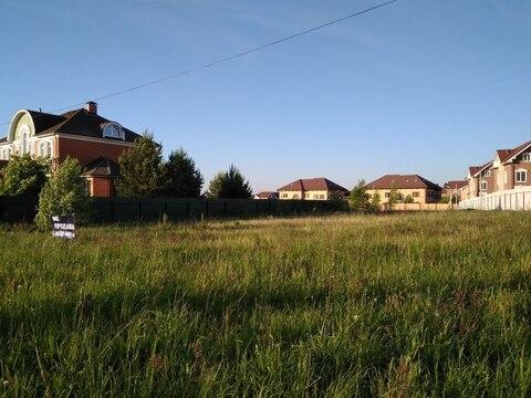 Участок, Киевское ш, 24 км от МКАД, Бараново д. (Наро-Фоминский р-н). . - Фото 3