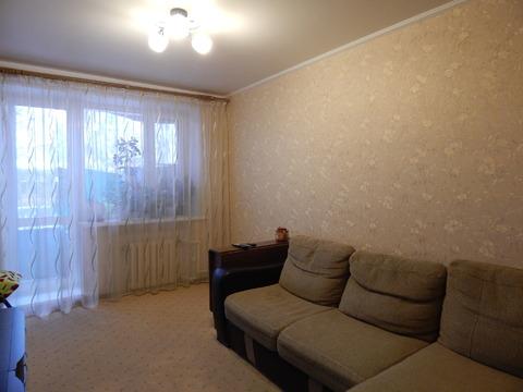 Двухкомнатная квартира 46,3 кв.м. в п.Тучково рядом с ж/д. - Фото 1