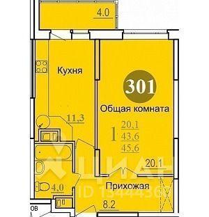 Продажа квартиры, Тула, Улица Конструктора Грязева - Фото 1