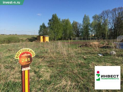 Продажа участка, Симоново, Заокский район, Ул. Луговая - Фото 3