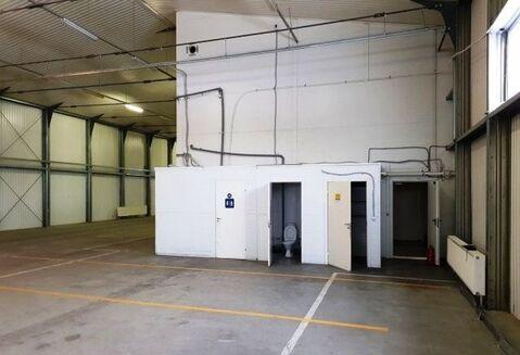 Сдам складское помещение 1100 кв.м, м. Старая деревня - Фото 2