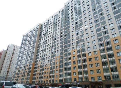Видовая двухкомнатная квартира в Приморском районе - Фото 1