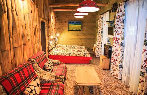Эко-Резиденция, 29 Шале, 100 номеров, 4.3 Гектара - Фото 2