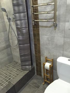 Сдается 1 комн. квартира-студия с подземной парковкой в престижном р-н - Фото 5