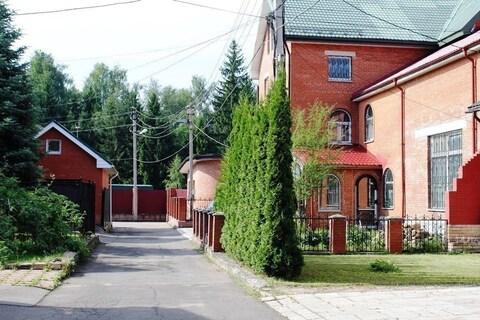 Кирпичный таунхаус 282 кв.м. на участке 5 соток Москва, дск Ели - Фото 1