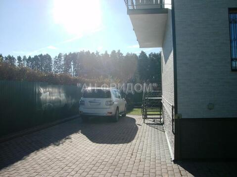 Дом 250м2 (кирпич) на участке 15 сот. п. Вороново (Новая Москва). - Фото 3