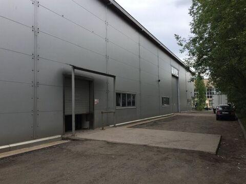 Сдам складское помещение 930 кв.м, м. Елизаровская - Фото 2