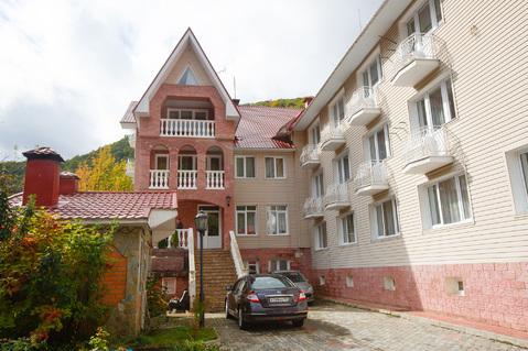 Отель в Красной Поляне, с окупаемостью 4 года - Фото 1