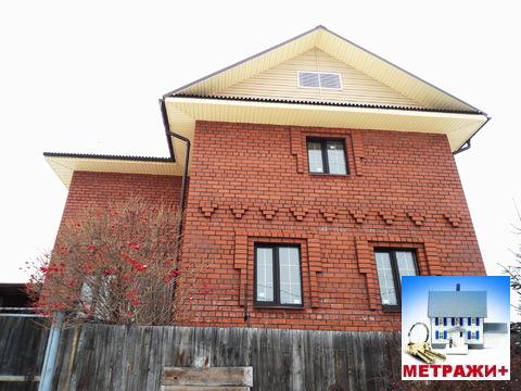 Новый 2-этажный дом в Камышлове, ул. Калинина - Фото 3