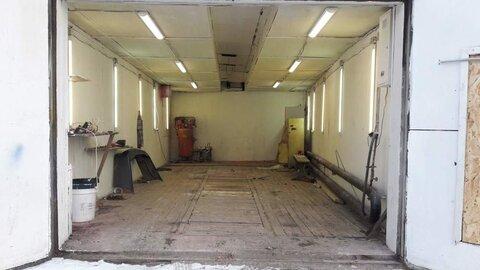 В аренду отдельно стоящий гараж, 40 кв.м - Фото 3
