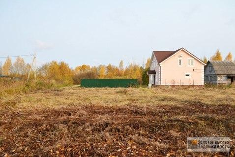 Участок в деревне Шестаково (3км от райцентра Шаховская) - Фото 4