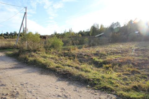 Продается земельный уч. 17 сот. в д. Брыковы Горы, Александровский р-н - Фото 3