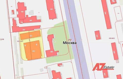 Земельный участок 0,63 га с гпзу, м. Нагатинская, Варшавское ш, д 38а - Фото 2