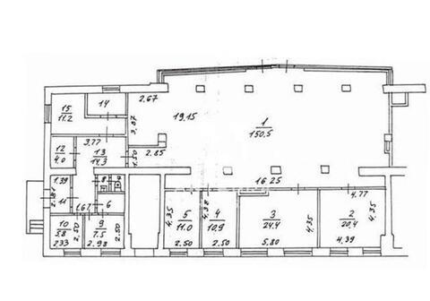 Торговое помещение по адресу Аминьевское ш. 14 - Фото 2