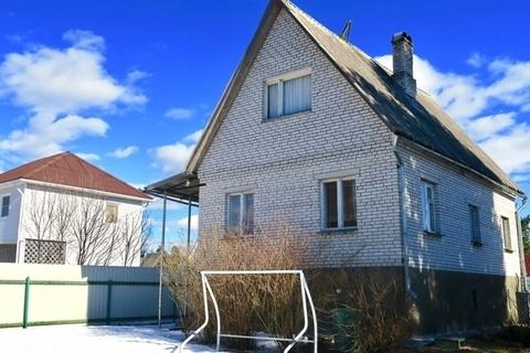Продажа дома в СНТ Парнас Выборгский район - Фото 1