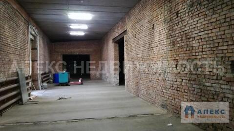 Аренда склада пл. 530 м2 Мытищи Ярославское шоссе в складском . - Фото 3