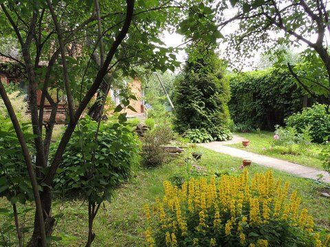 Продается часть дома на участке 14 соток в поселке Дружба, г.Мытищи - Фото 2