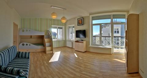 Продается роскошный видовой пентхаус в новом доме в Восходе - Фото 4
