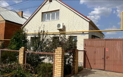 Продам 3-этажный дом в посёлке Крылова - Фото 1