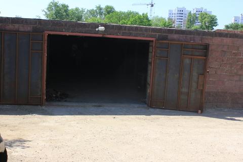 Гараж капитальный в Уфе, 19 кв. м, в собственности - Фото 1
