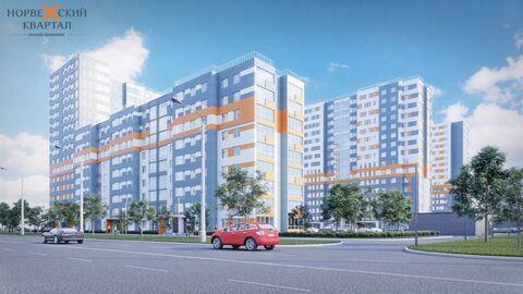 Большая 3-х комнатная квартира в новом доме с индивидуальным отопл. - Фото 4