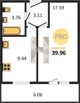 Продажа квартиры, Пенза, Ул. Мира, Купить квартиру в Пензе по недорогой цене, ID объекта - 326514166 - Фото 1