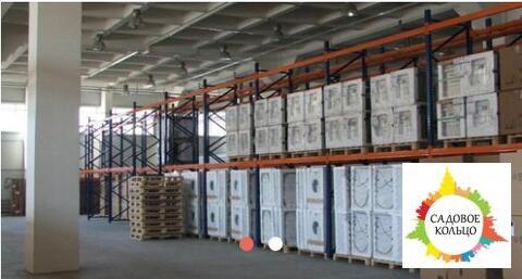 Под склад, площ.: выс. потолка: 3-6 м, отаплив, огорож. терр, охрана - Фото 3
