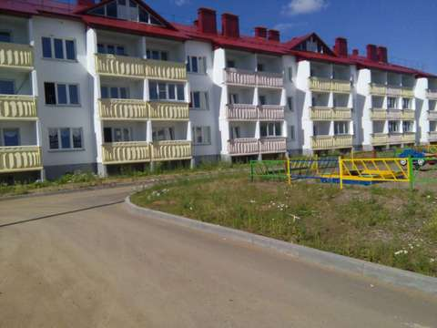 1 комнатная квартира в новом микрорайоне - Фото 3