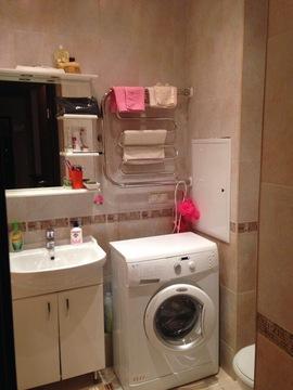 Сдается комната 23 кв.м. в 3-ком. квартире, евро ремонт - Фото 4