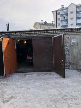 Продажа гаража, Улан-Удэ, Ул. Бийская - Фото 1