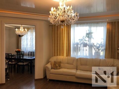 Продается большая трехкомнатная квартира с дизайнерским ремонтом - Фото 1