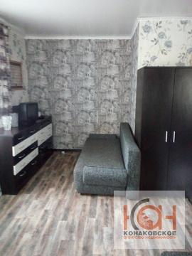 1-комнатная квартира пгт. Новозавидовский, ул. Моховая, д. 8 - Фото 1