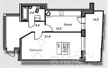Продажа квартиры, Борисовичи, Псковский район, Ул. Михайловская