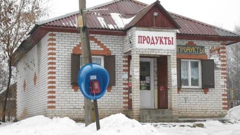 Продается магазин в д.Елькино Александровский р-он 105 км от МКАД - Фото 1
