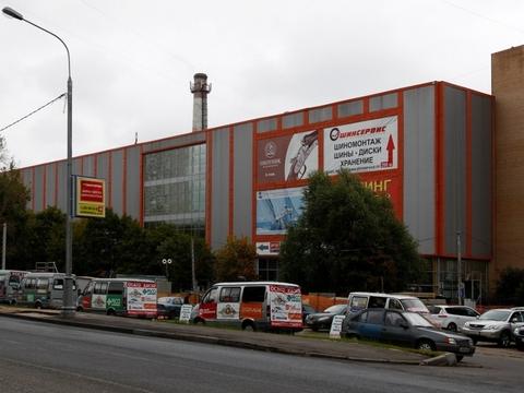 Продажа офиса, м. Кунцевская, Сколковское ш. - Фото 4