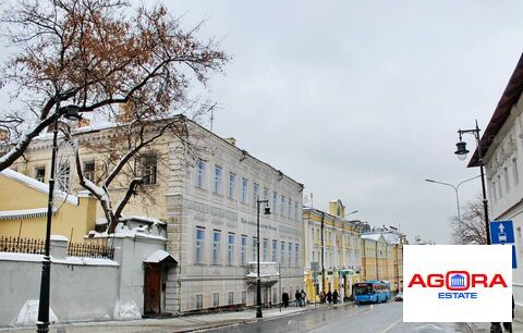 Продажа офиса, м. Кропоткинская, Ул. Пречистенка - Фото 2