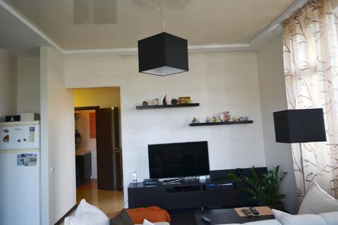 3х комн. квартира в новом доме, с дизайнерским евро-ремонтом - Фото 4