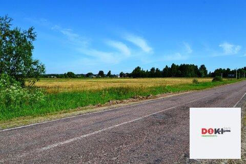 Продажа земли сельскохозяйственного назначения в Егорьевском р-не - Фото 1