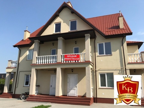 Продам часть дома 1/3 Танхаус -130 кв.м и зем.уч.(ИЖС)-1 соток. срочно - Фото 1