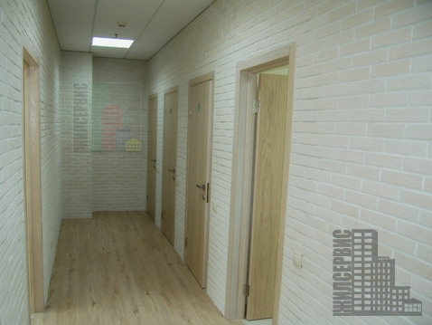 Офисный блок 74м (45,4м+28,6м) со свежим ремонтом в бизнес-центре - Фото 3