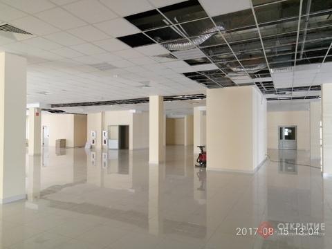 Торговое (офисное) помещение на Советской (1100кв.м, 1 этаж) - Фото 1