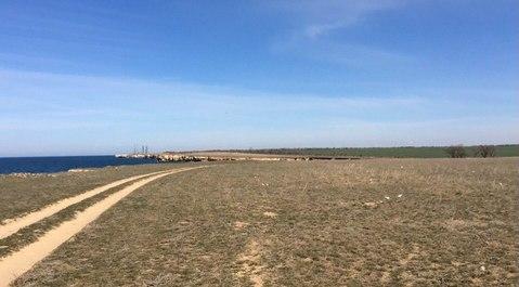Земельный участок 3 гектара в пос. Черноморское г. Евпатория. 4 000 00 - Фото 5