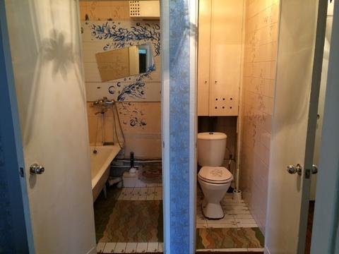 Сдам комнату 11 м.кв. в двухкомнатной, изолированной квартире в кирпич - Фото 4